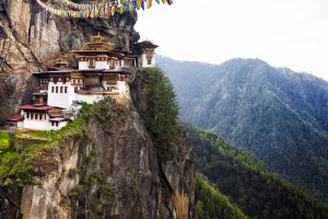 Paro Taktsang is the popular name of Taktsang Palphug Monastery (also known as Tiger's Nest), a prominent Himalayan Buddhist sacred site and temple complex, located in the cliff side of the upper Paro valley, in Bhutan.